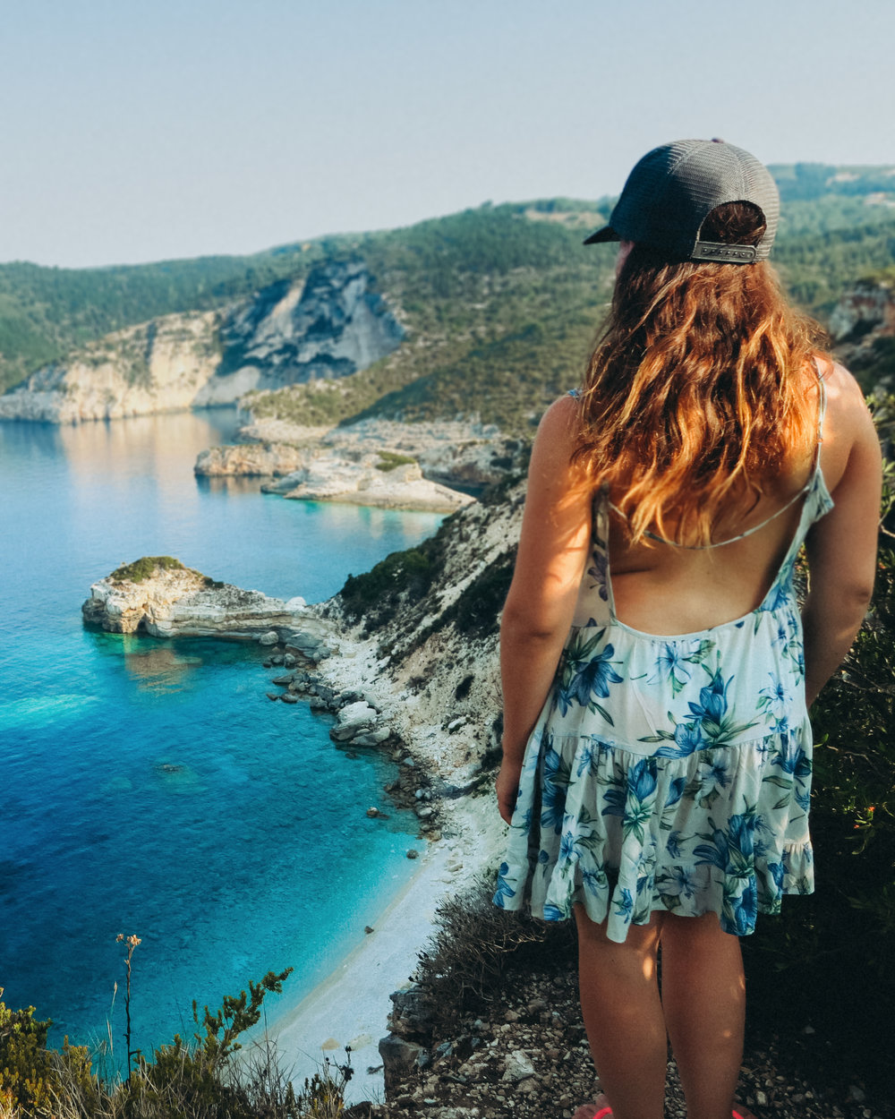 Paxos Adventures Greece vegan - amelietahiti