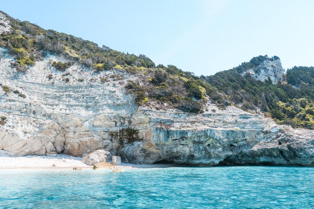 Greece paxos island - amelietahiti.com