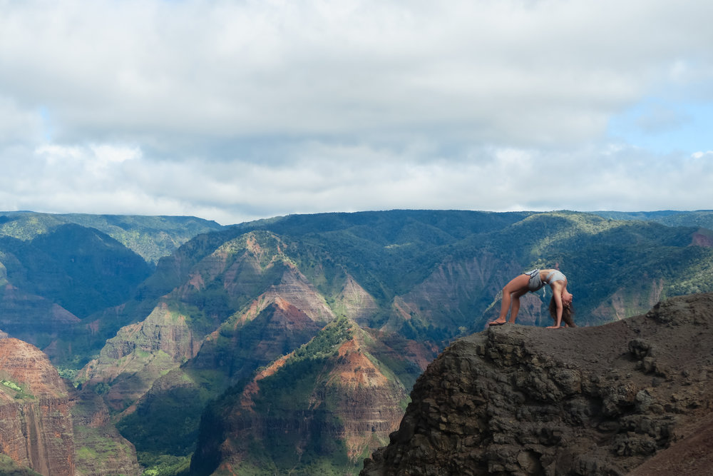 hawaii Kauai canyon- amelietahiti.com