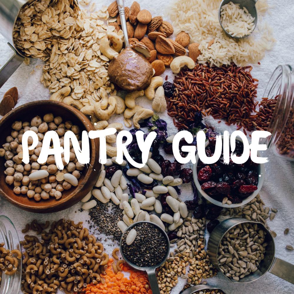 free pantry vegan guide - amelietahiti.com