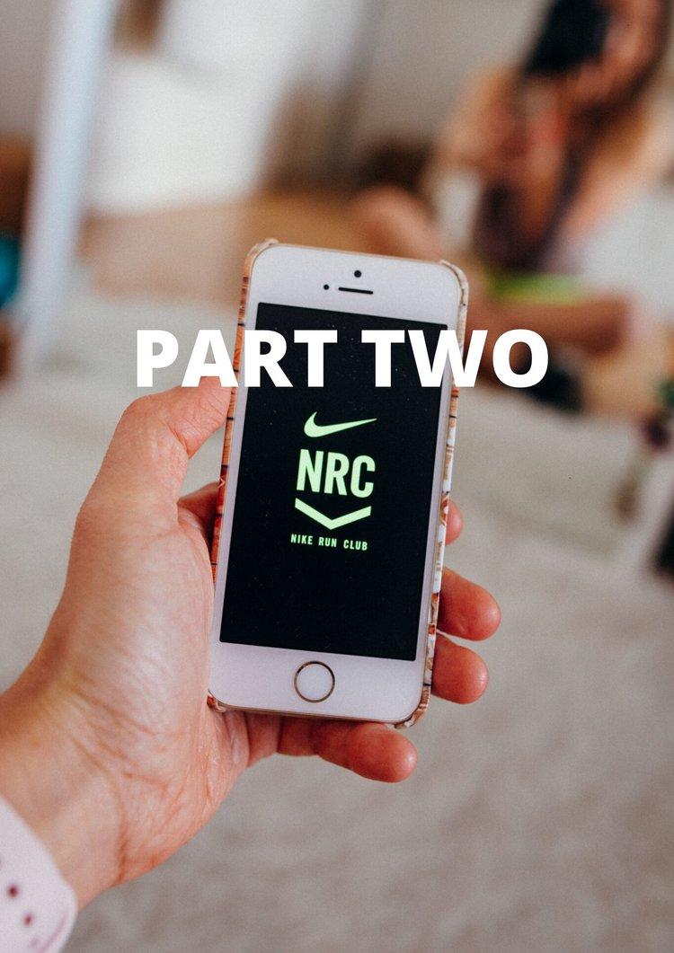 disfruta el precio de liquidación 60% de liquidación compra genuina 15 UNSEEN DO's and DONT's on using Nike Run App (Marathon training ...
