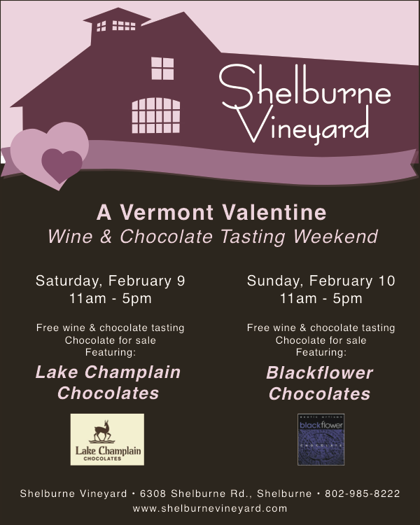 2012 wine and chocolate tasting weekend website