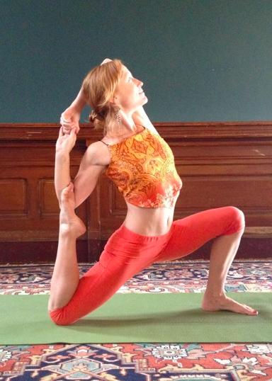 Lori Flower yoga