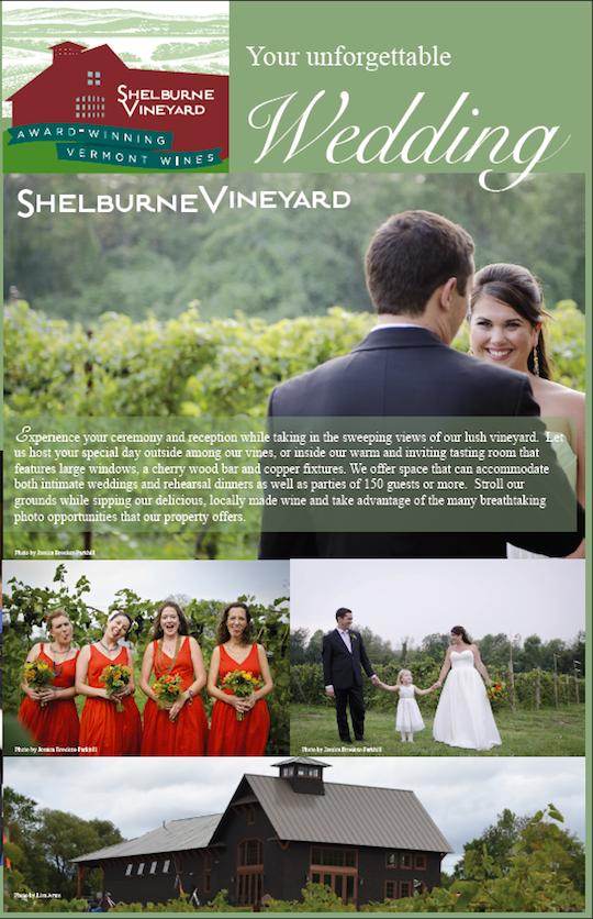 Link to Wedding Brochure