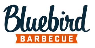 Bluebird BBQ logo