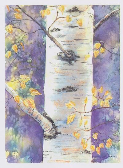 Michelle Ennis Jackson painting