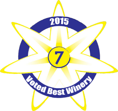 seven daysies best winery award.jpg