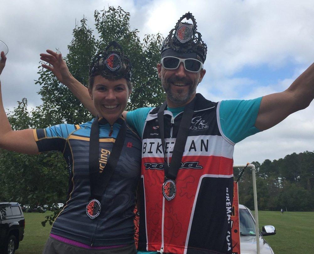 2017 Winners Shane Schreihart & Ali LeCraw