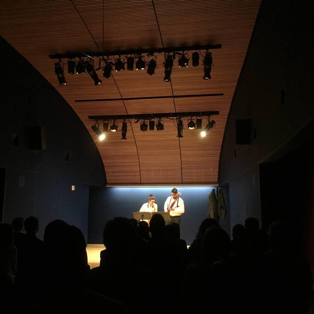 Xelana Duo Debut Concert