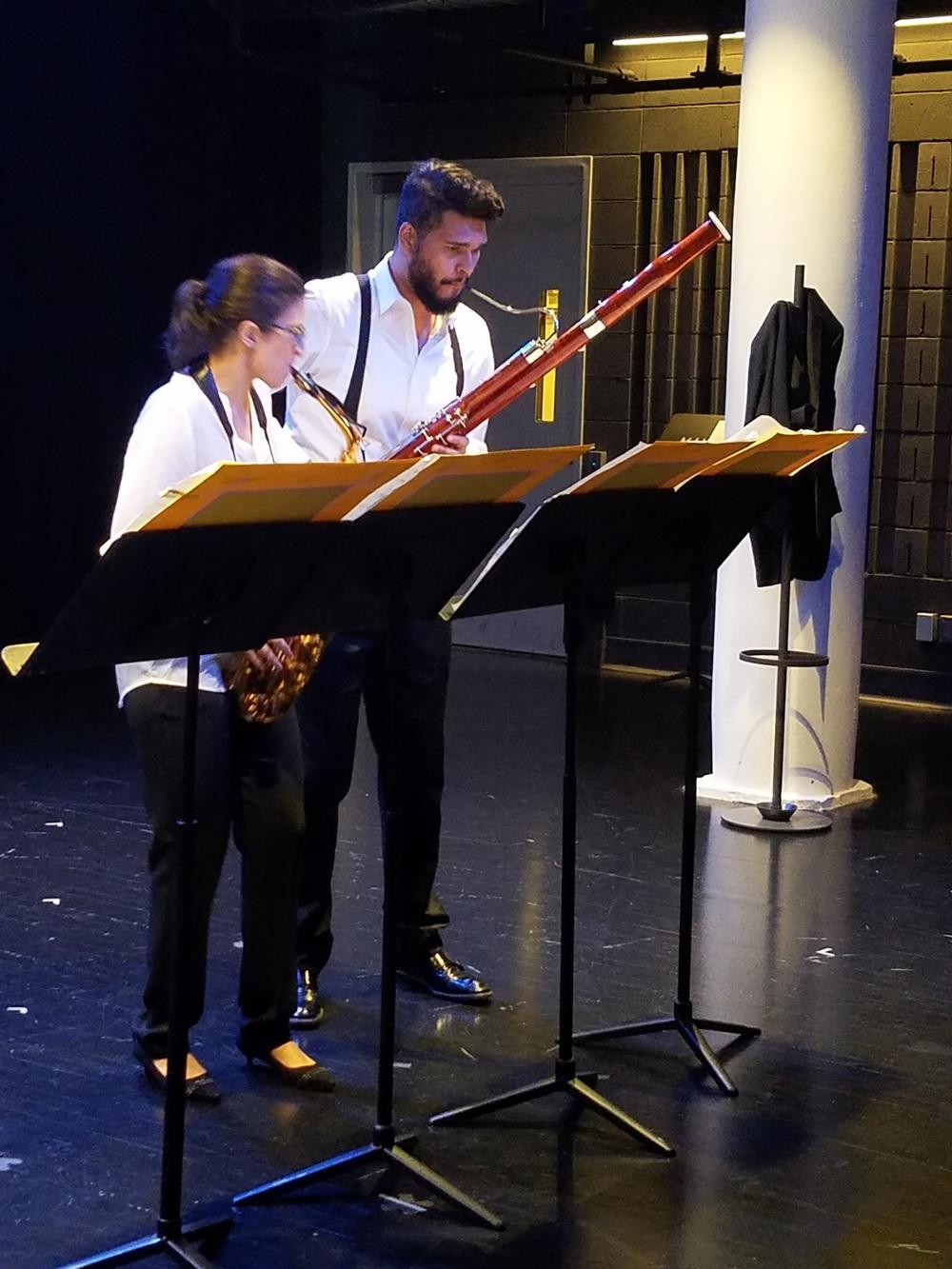 Xelana Duo at IWCMF 16