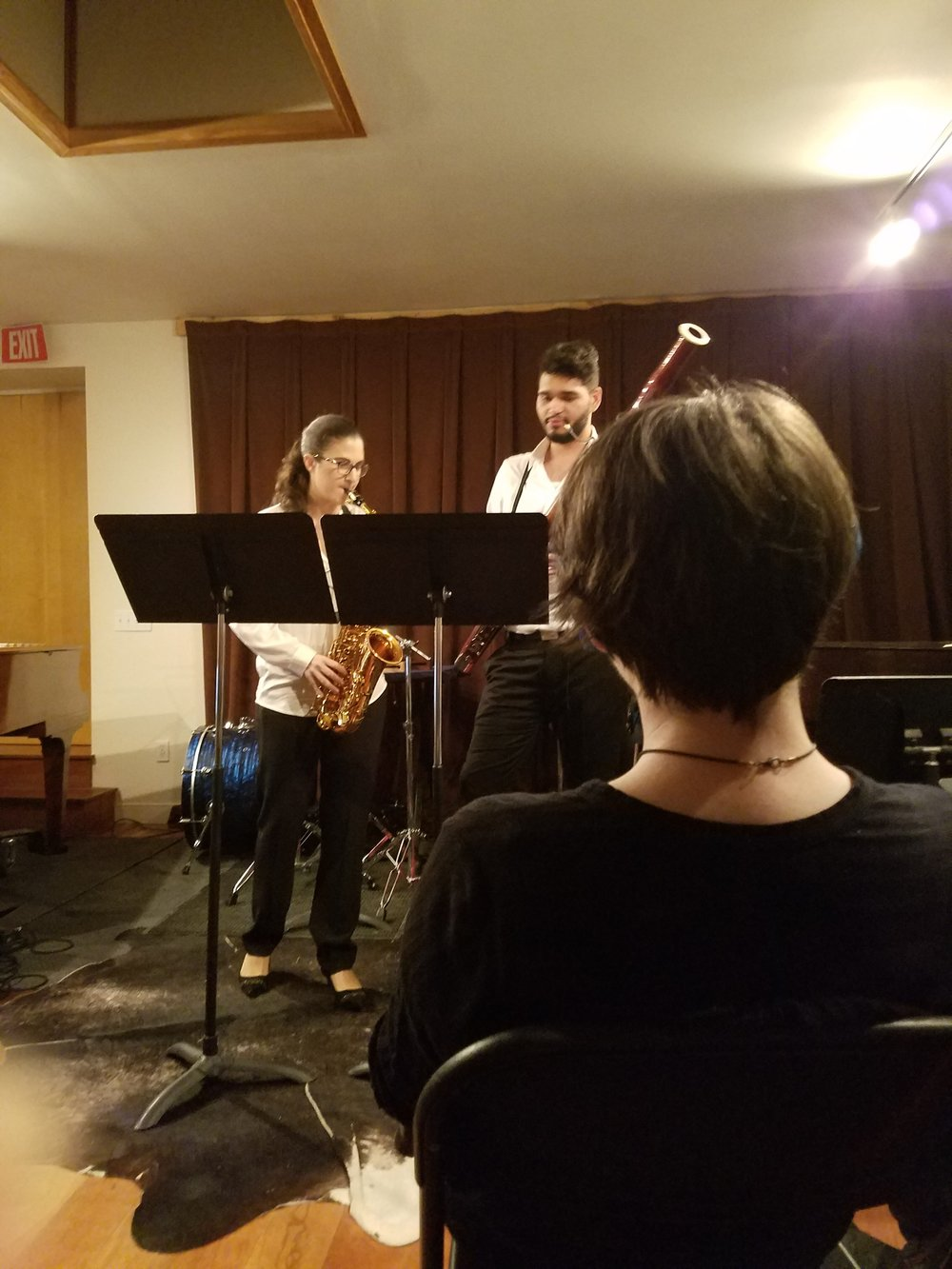 Xelana Duo at The Firehouse Space
