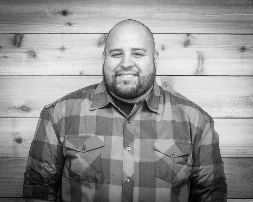 Chris Benites  Uproar Pastor