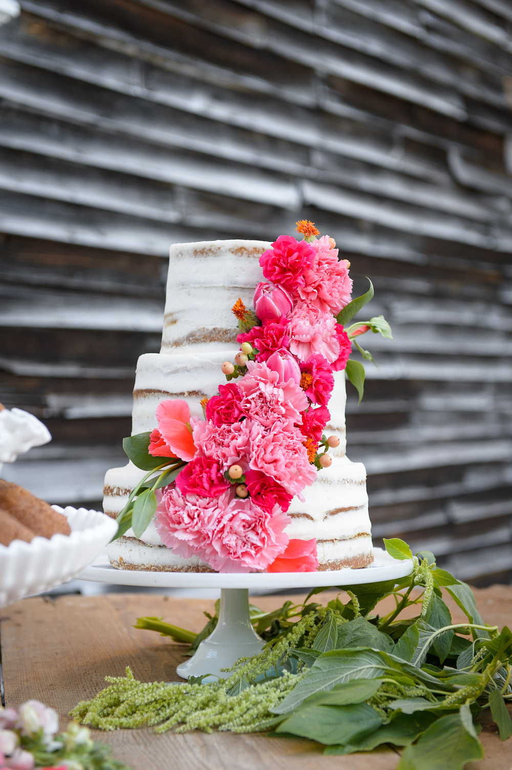 Wedding Cakes — Nothing Bakes Like a Parrott