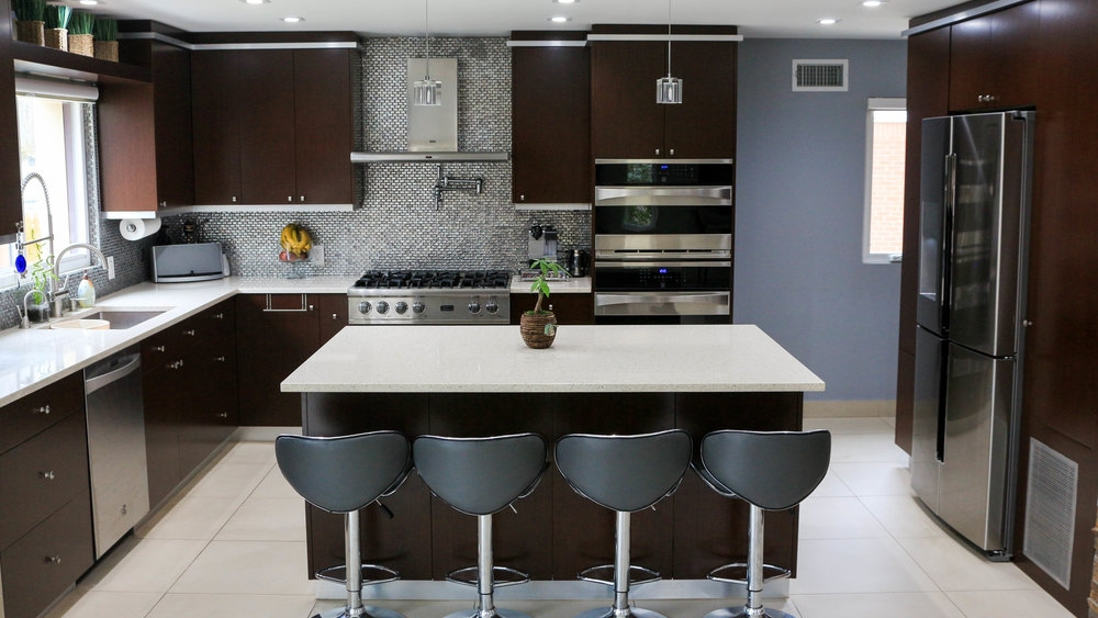 - Kitchens