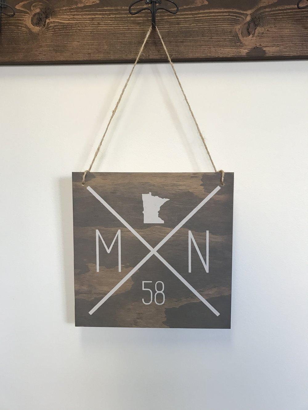 Mini Wall Art $20-25
