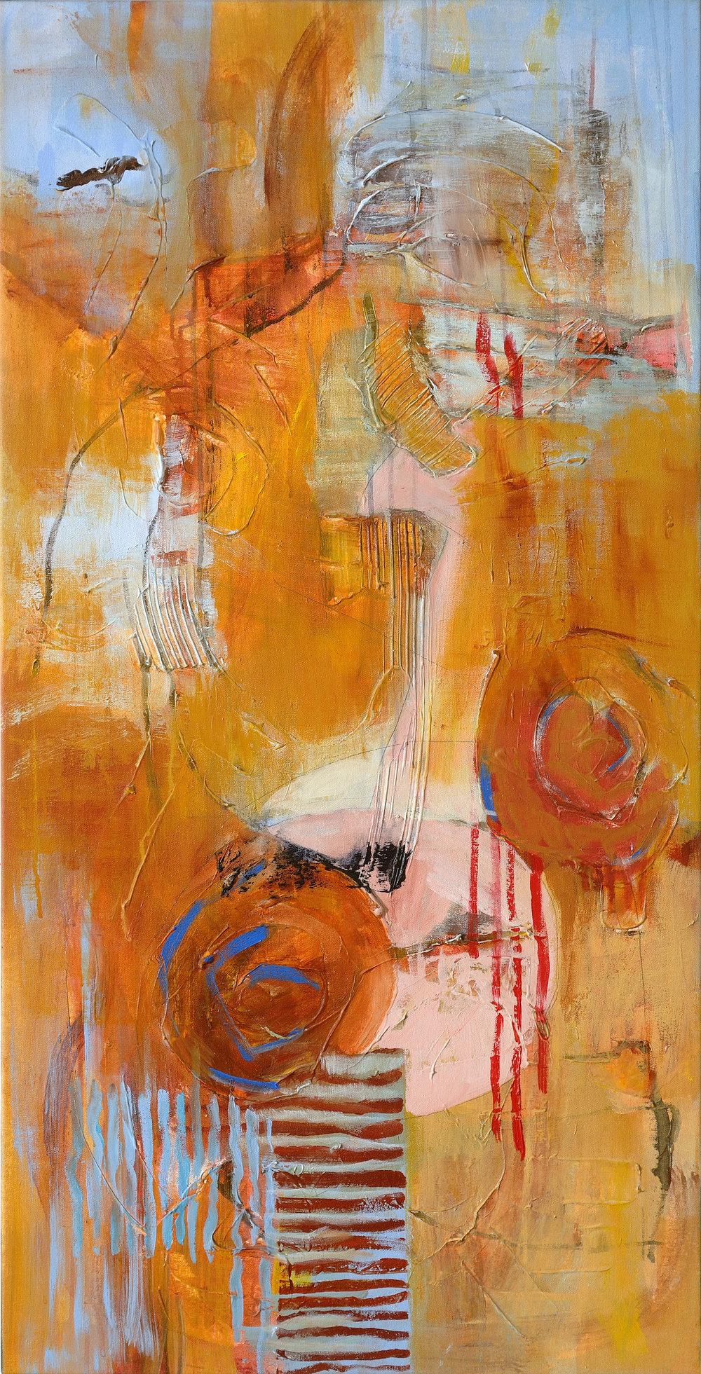 Ocres à l'aigle, 2007