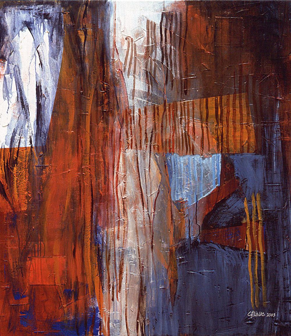 Impromptu 1, 2003