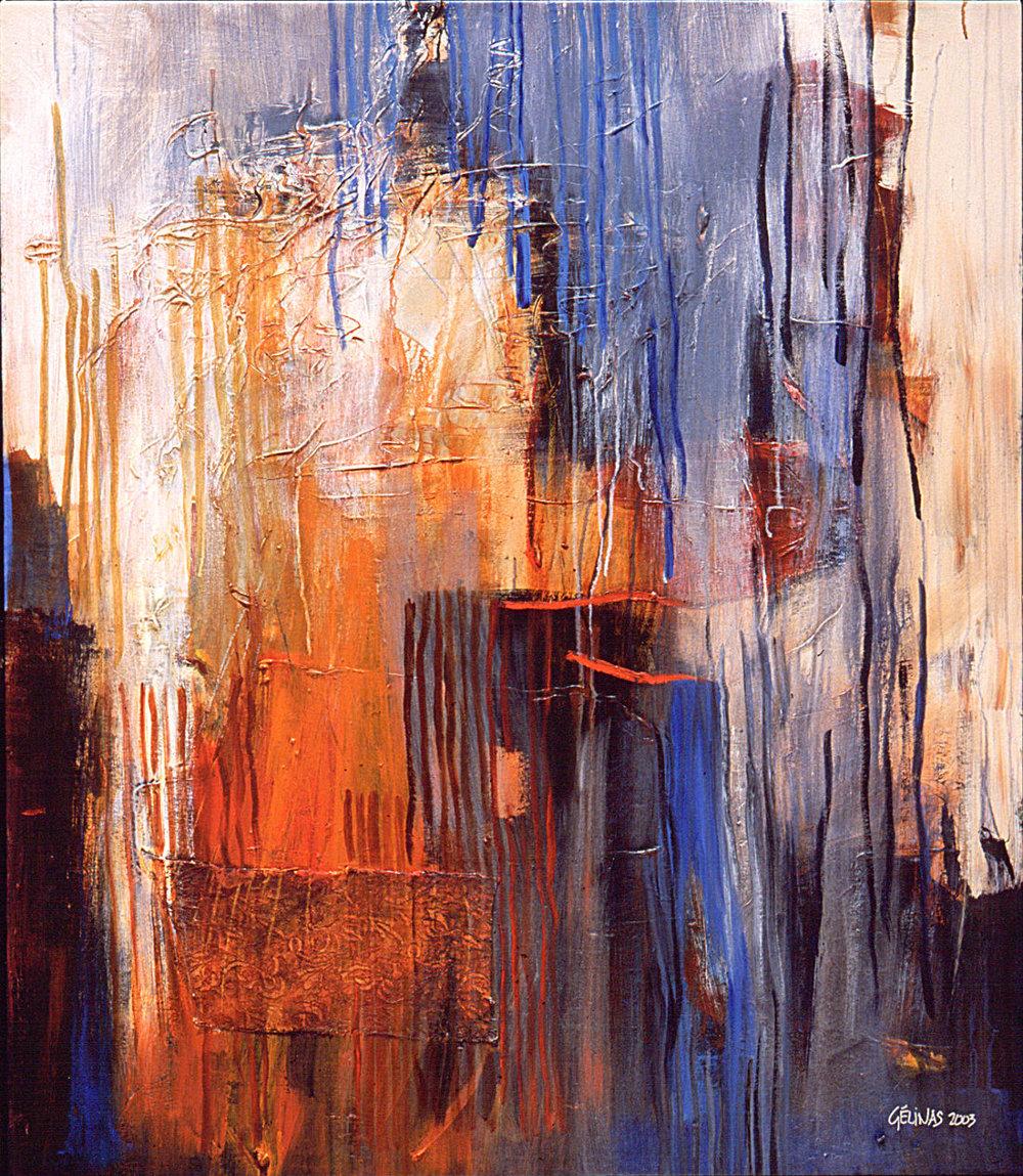 Impromptu 2, 2003