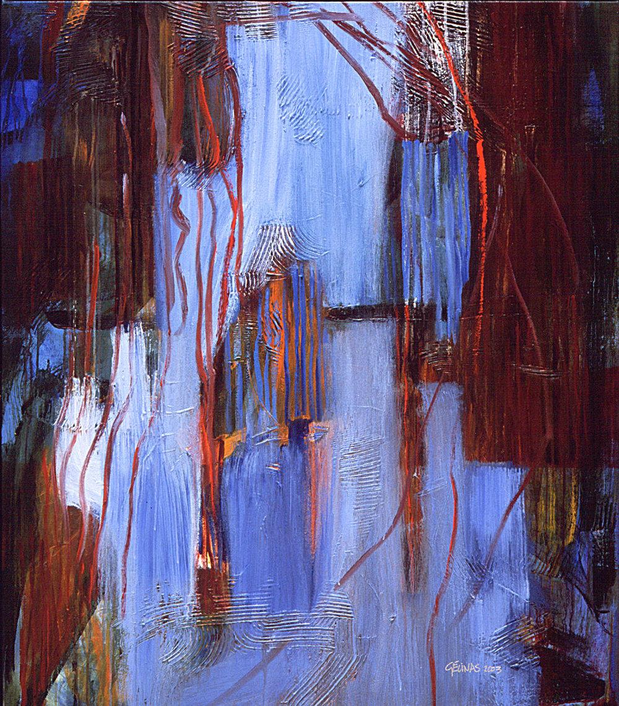 Impromptu 3, 2003