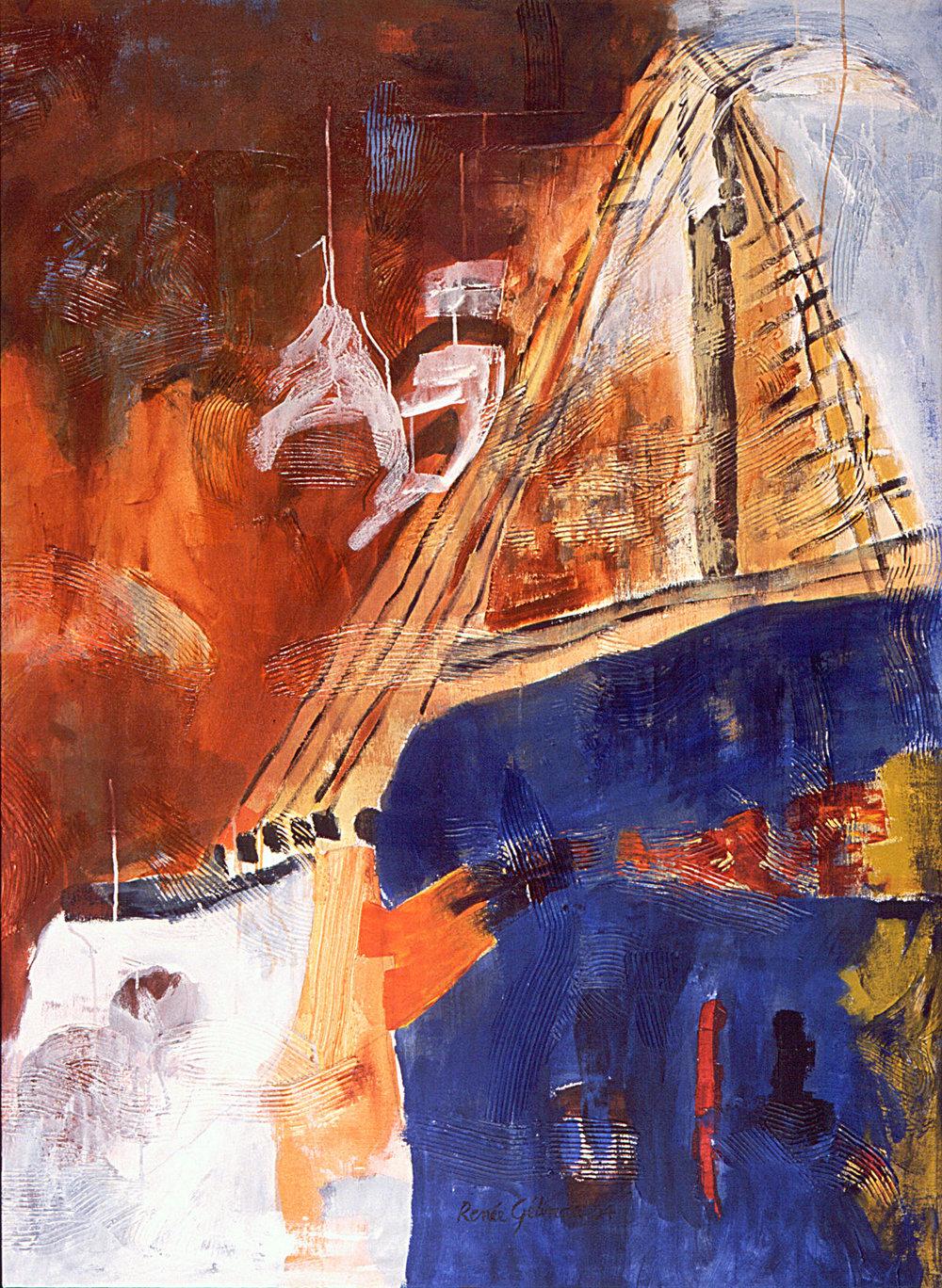 Navire 1, 2004