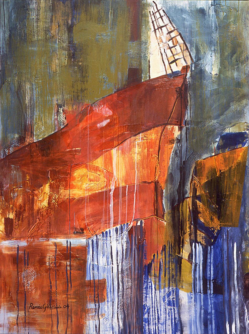 Navire 2, 2004