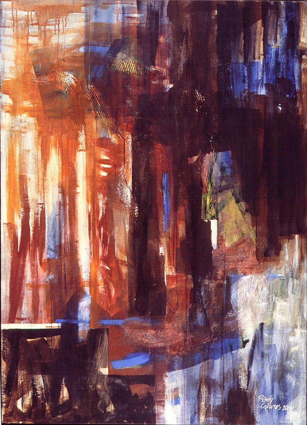 Stalactites-Nahanni, 2003