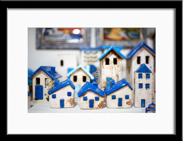 Model houses, Skopelos