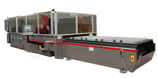 CL-400 Series CO2 Laser Cutting System