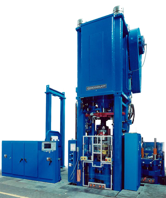 Power Die Change Compacting PM Presses