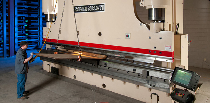 1000 Ton Proform+ Series Press Brake