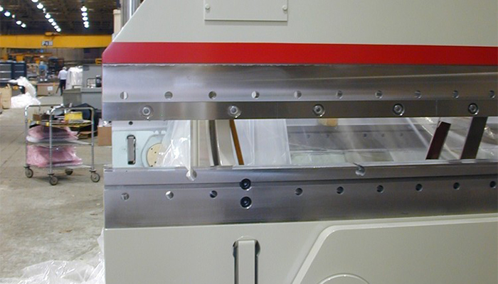Press Brake Construction
