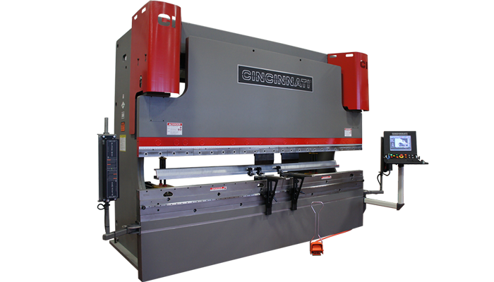 Baseform Series Press Brake (Left Side)