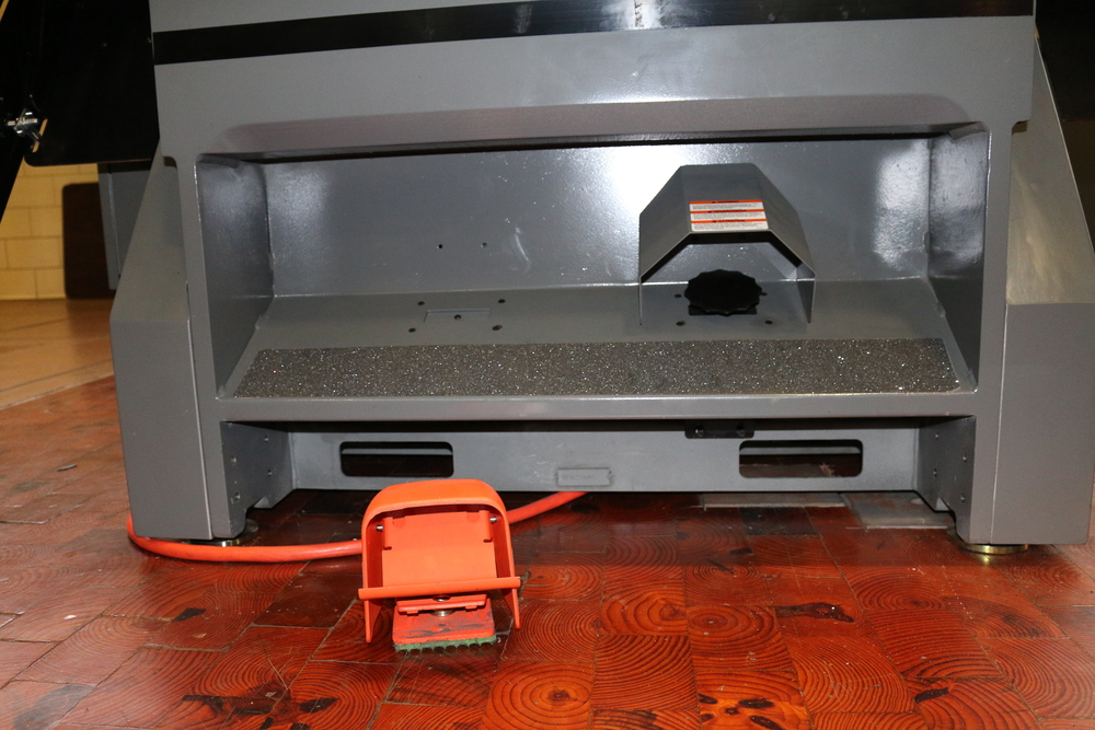 Foot Pedal Control (Floor and Machine Mounted)