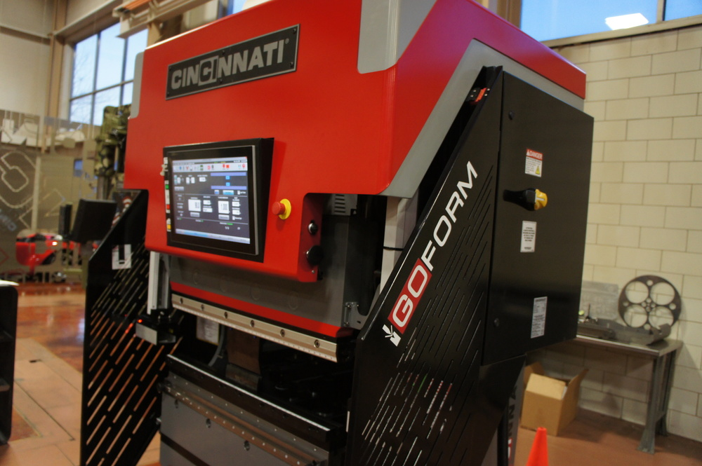 Goform Electric Press Brake