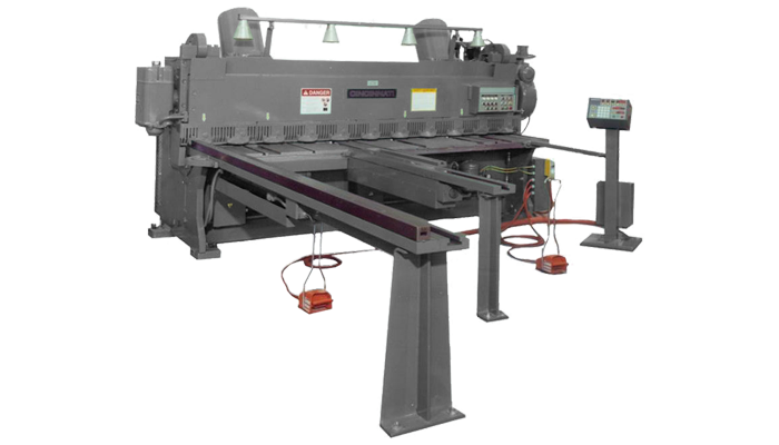 1810 G Series Mechanical Shear