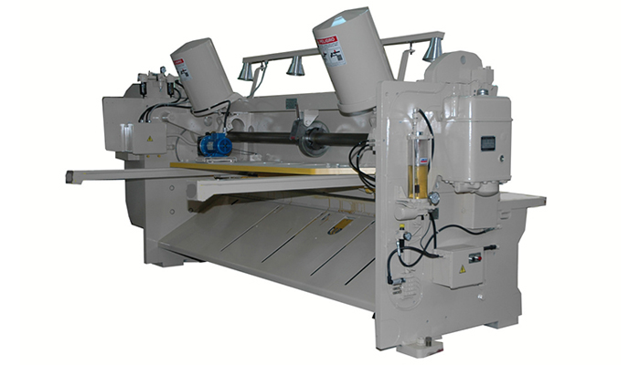 1810 G Series Mechancial Shear (Back)