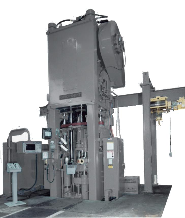 Powder Die Change Compacting Powdered Metal Press
