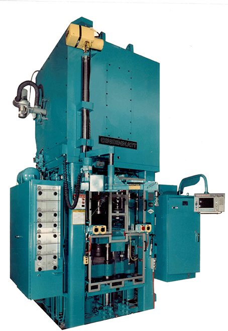 Rigid Reflex Compacting Powder Metal Press