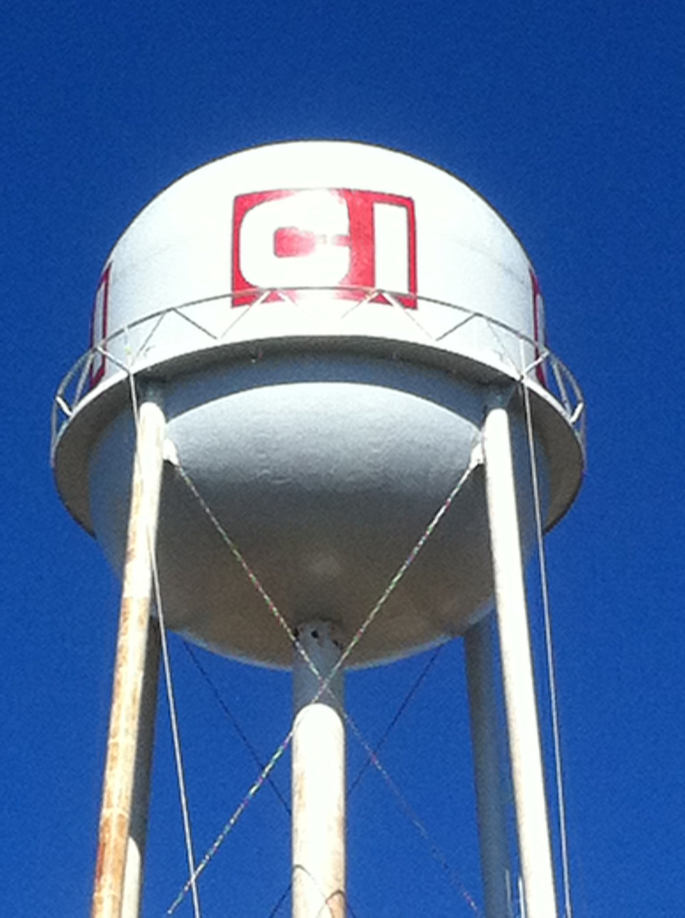 CI Water Tower