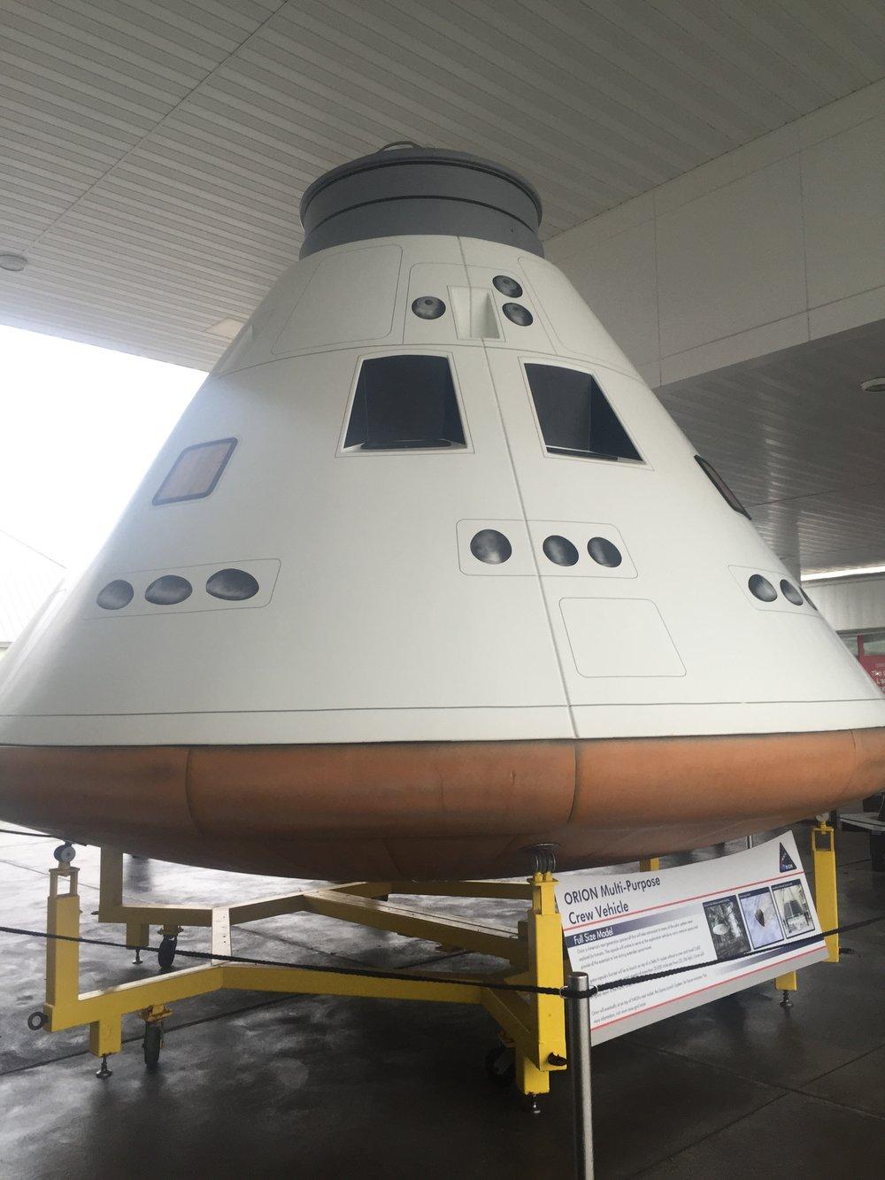 Orion Full Scale Replica