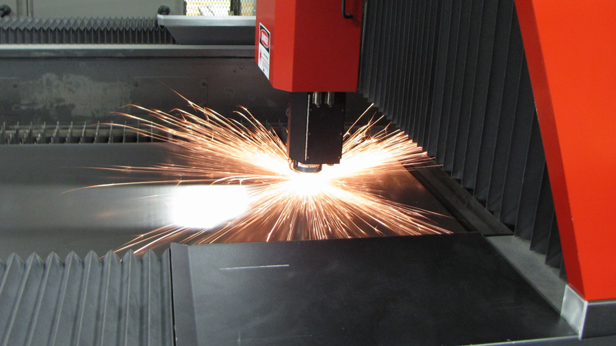 Fiber and CO2 lasers must rely on more than just the beam of light to  cut metal . Assist gases are necessary to release energy and help transfer heat more intensively and effectively than the beam alone.