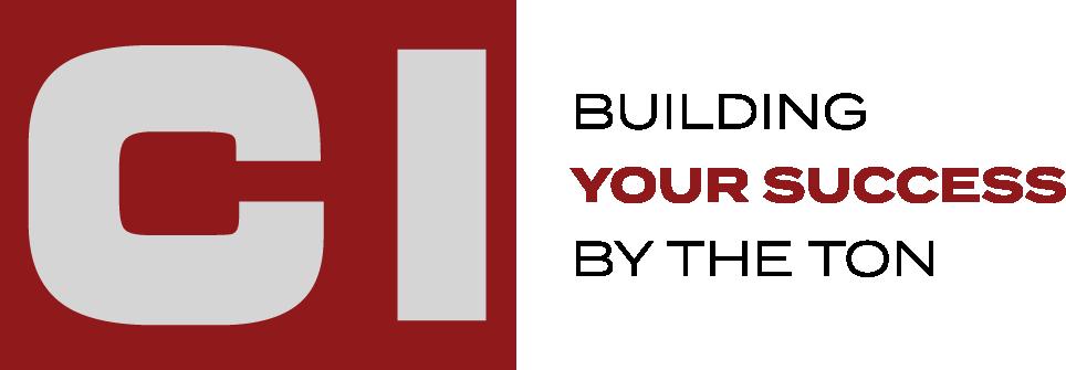 CI Center with Slogan