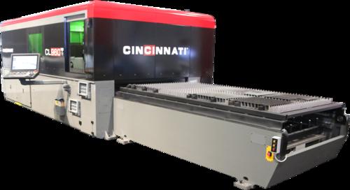 CI Fiber Laser Cutting Machine