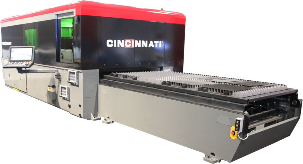 CL-900 Series Fiber Laser Cutting System