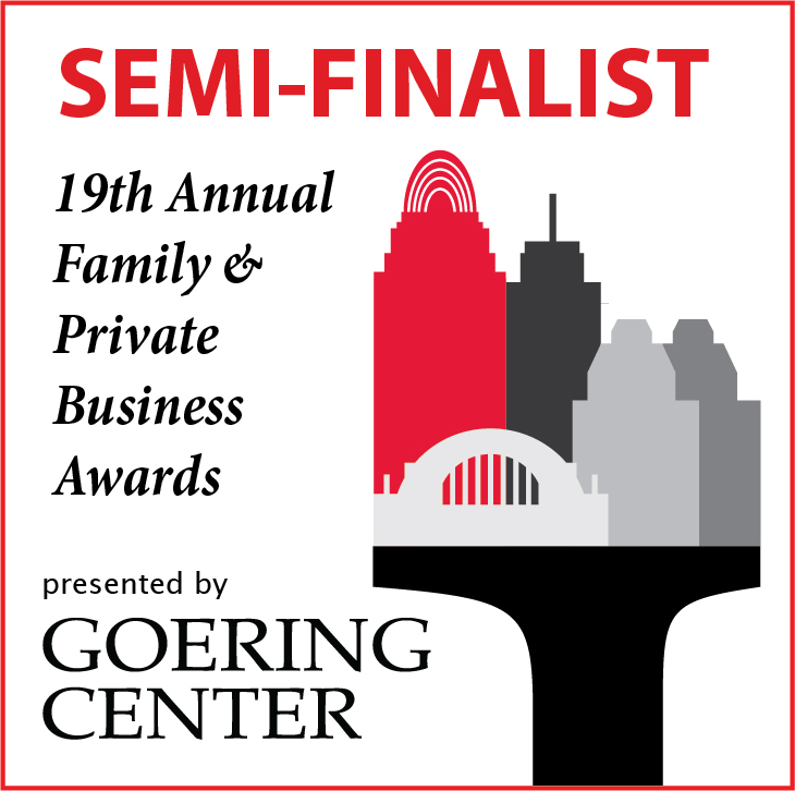 Goering Center Family and Private Business Award Semi Finalist