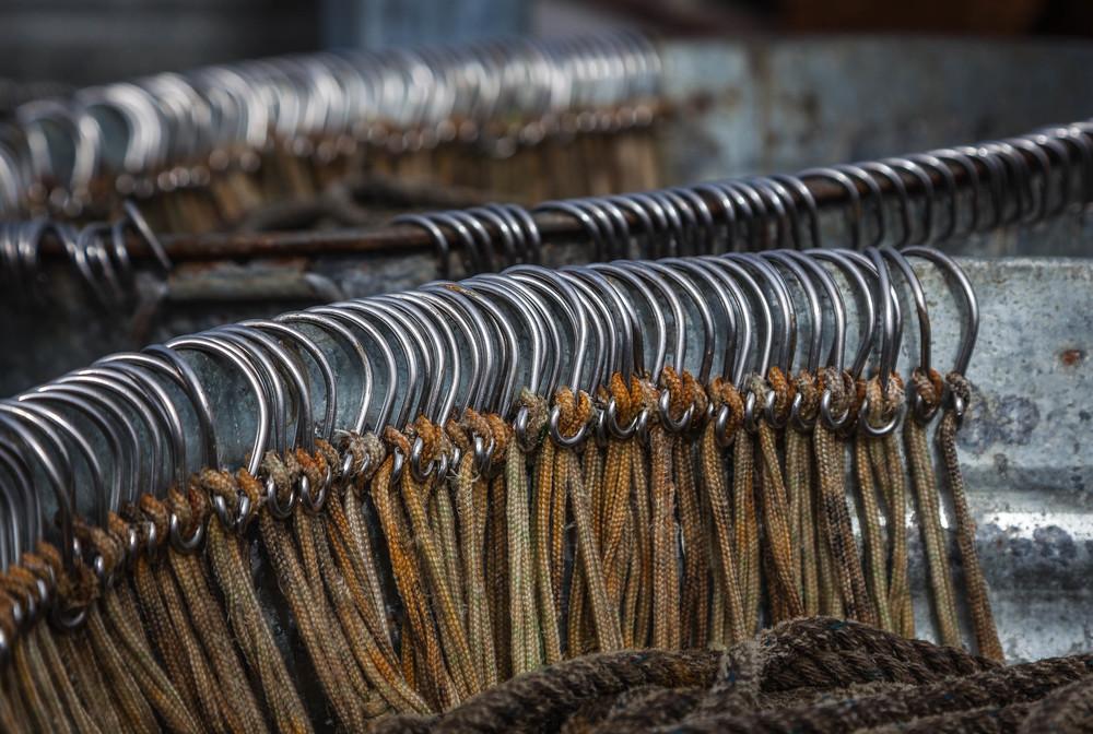 Long Line Hooks - Sitka, Alaska
