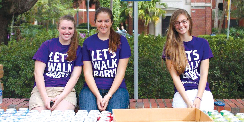 March of Dimes - Let's Walk Baby Campaign - Shirts