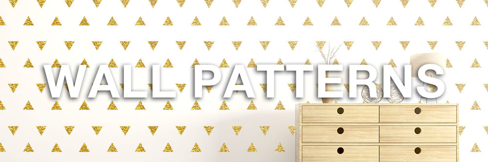 Neutral7 shop collection. Ready to apply, self-adhesive, sticky wall decal pattern graphcis. Geometric shapes. Design: Triangles. Shop Now!