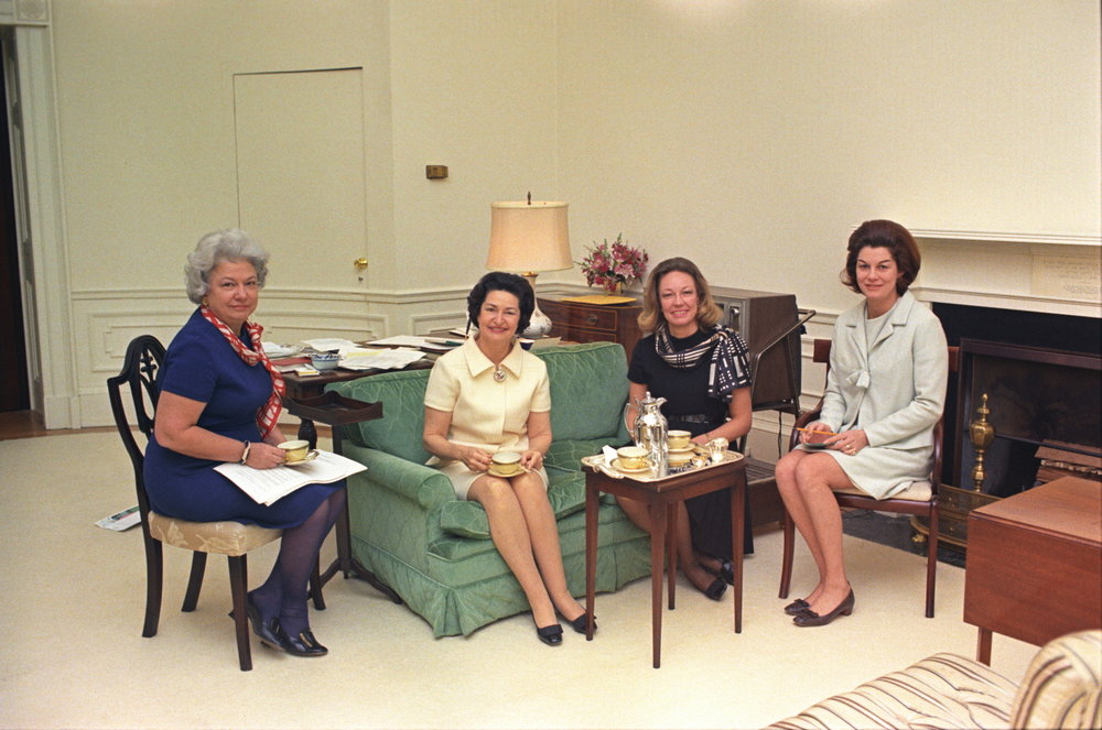 Credit: LBJ Library photo by Yoichi R. Okamoto