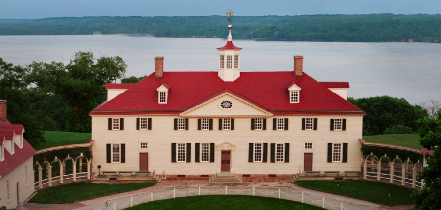 Images from Mount Vernon Estate and Gardens
